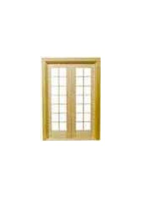 French Door (136Wx195H fit opening 129Wx192Hx9.5Dmm)